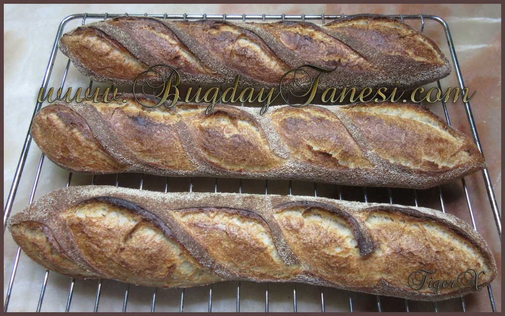 Baget ekmek nasıl yapılır 93